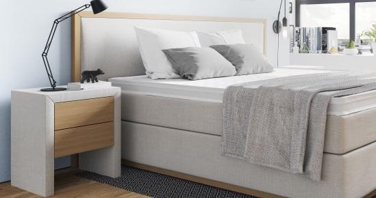Nachttische & Bettmöbel